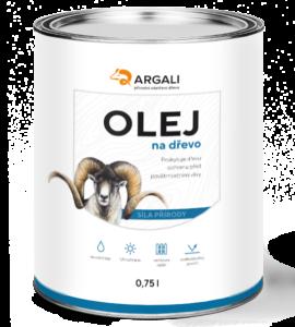 Olej na dřevo Argali